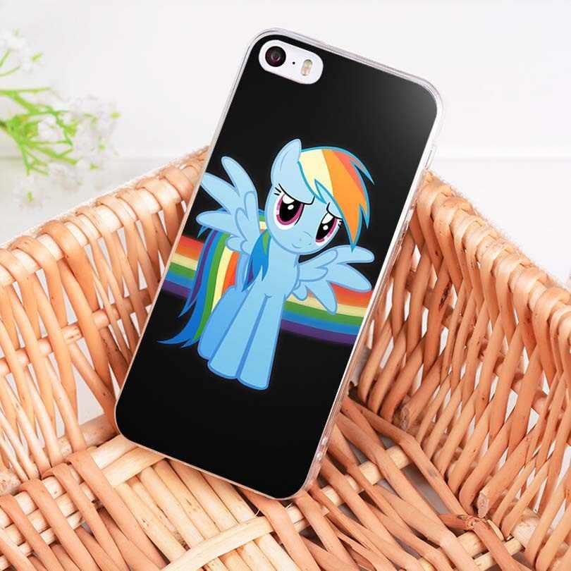 MaiYaCa Binful Magic My Little Pony Мягкий ТПУ чехол для телефона чехол для iPhone 8 7 6 6 S Plus X XS XR 10 5 5S SE 5C Чехол Coque