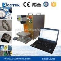 10W 20W 30W fiber laser marking machine AK10F for sale