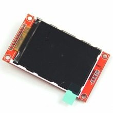 1pcs 2.2 inch 240x320 SPI TFT LCD Display module ILI9341 51/AVR/STM32/ARM/PIC wholesale 2 42 green 12864 oled display module spi serial for ardui c51 stm32