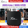 X96 mini IPTV France Arabic Android 7.1 Box IPTV 1 Year SUBTV IUDTV QHDTV IPTV Code Arabic French Spain Belgium Dutch IP TV