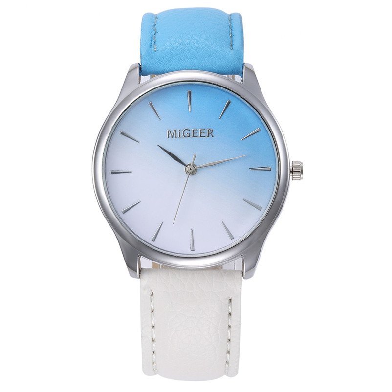Women Watch Retro Design Leather Band Analog Alloy Quartz Wrist Watch relogio feminino Dropshipping Perfect Gift N 40