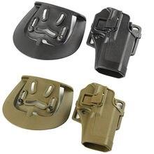 Étui tactique militaire CQC Airsoft, pour pistolet droitier à tirage rapide, pour Glock 17 18 19 23 26 32, accessoires de chasse