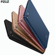 PZOZ Xiaomi Mi5 Case Original Xiaomi Mi 5S Plus Luxury Cover Slim Protection Matte Hard Phone Shell Xiaomi M5
