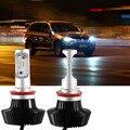 2 x Luz LED Salta 160 W 16000LM H1 H4 9003 HB2 H7 H8 H9 H11 9006 H3 Faro Kit H/L Haz Bombillas 6000 K
