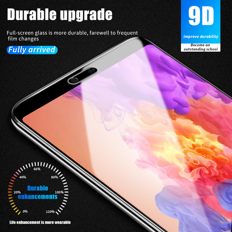ZNP-9D-Tempered-Glass-On-The-For-For-Huawei-P20-Lite-P20-Pro-Screen-Protector-Film (1)