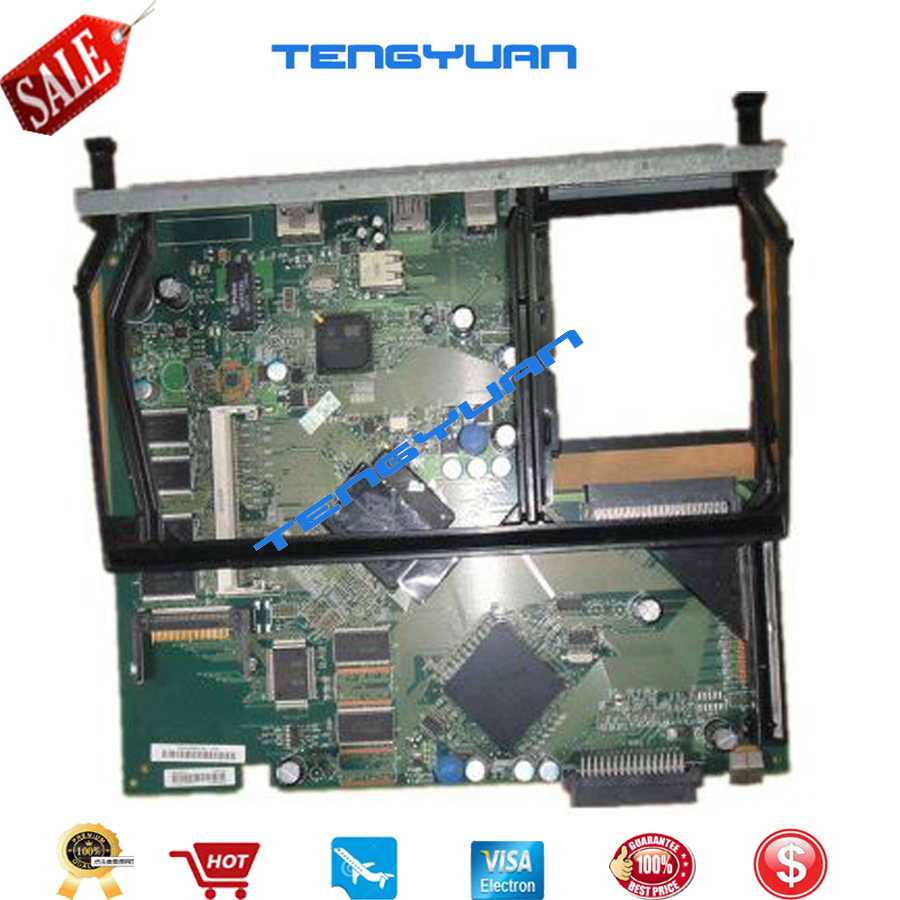 Free shipping 100% test  for HP3600N Formatter Board Q5987-67903 printer parts on sale free shipping maintenance kit for hp 4250 4350 4240 q5421a 110v q5422 67903 220v 100