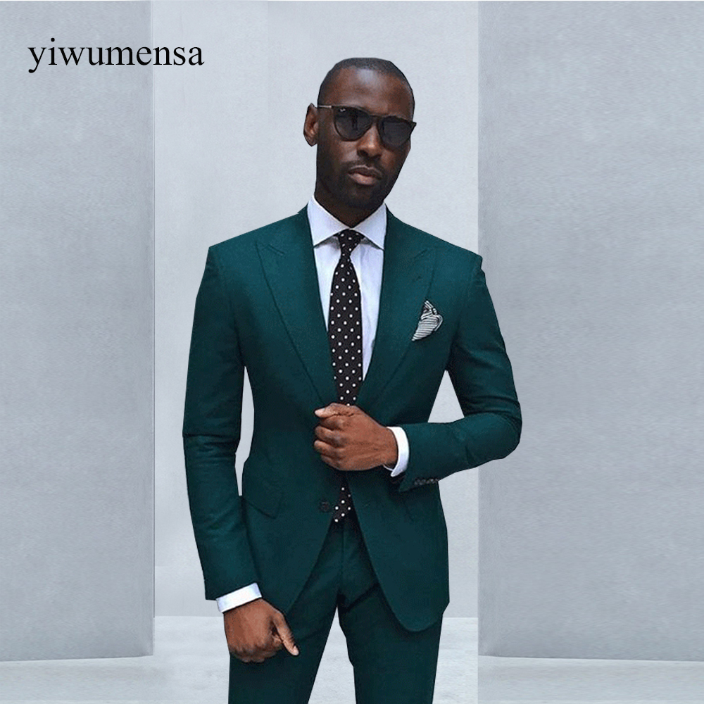 yiwumensa costume homme men suit 2018 terno masculino wedding suits ...