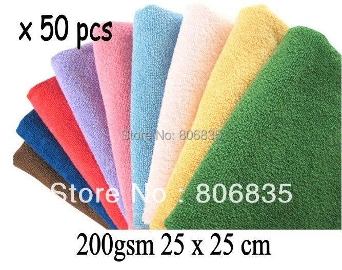 De Buen CorazóN Gsm 25x25 Cm Paño De Limpieza De Microfibra, Trapos De Limpieza, Toalla De Cámara De Pantalla De Lente De Microfibra, Productos De Limpieza Doméstica