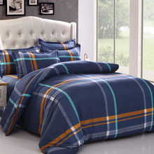 High Quality Fashion Brief Soft and comfortable comforter Bedding Set luxury Duvet CoverBed sheet Pillowcase colchas para cama