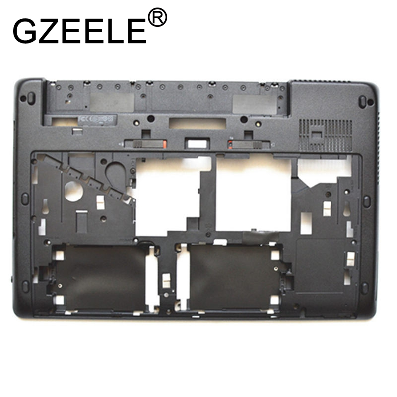 GZEELE New for HP Zbook 17 G1 G2 series Bottom Base Case Cover Assembly lower case black 733641-001 VBK10 LOW ASSY AM0TK000700