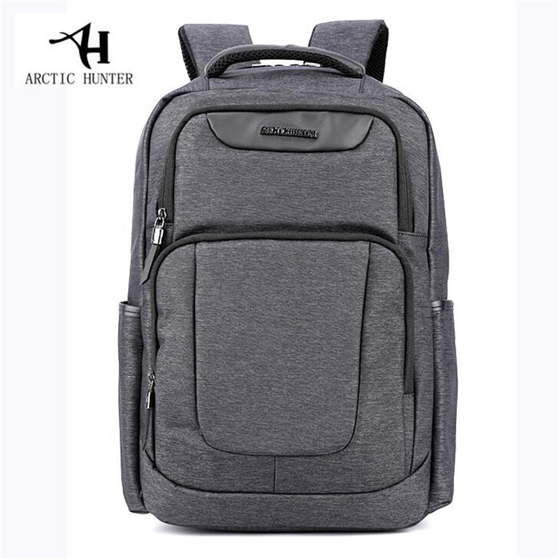 Arctic Hunter High-capacity Backpack Men& Women Laptop Backpack 15 Inch Rucksack School Bag Travel Waterproof Backpack M528 army green men women laptop backpack 15 15 6inch rucksack school bag travel waterproof backpack men notebook computer bag black