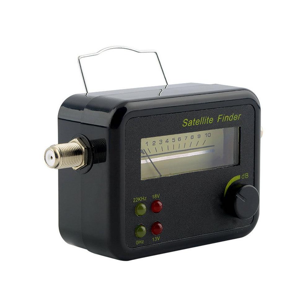 Db à 2300 MHz Satellite TV Récepteur Mini Numérique LCD Affichage Satellite Signal Finder Compteur Testeur Avec Une Excellente Sensibilité