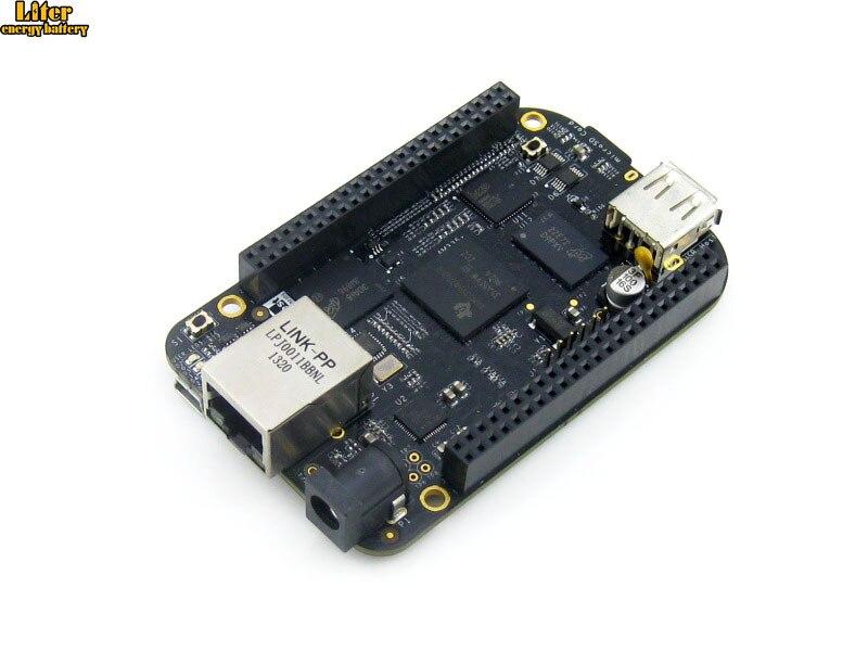 BeagleBone Black/BB Black,Embest Rev.C, TI AM335x Cortex-A8 ARM Processor 1GHz ARM EMMC Flash LCD Interface