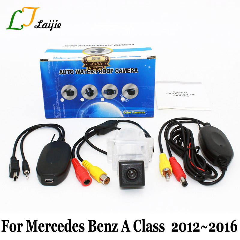 Laijie Auto Reversing font b Camera b font For Mercedes Benz A Class W176 2012 2016