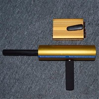 AKS Handhold 3D Professional Metal/Gold Detector Long Range Finder Machine 14m