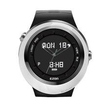 Nuevo reloj deportivo correr deporte reloj bluetooth inteligente para iphone 5/5s/6/6 s samsung s4/note/htc android teléfono inteligente s6
