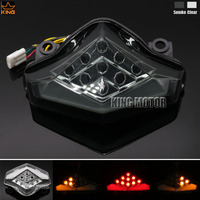 For Kawasaki ER 6N ER 6F 2012 2014 Motorcycle Accessories Integrated LED Tail Light Turn Signal