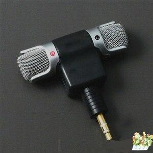 Image 5 - Mini 3.5 millimetri Microfono Stereo Mic Per Il computer Portatile Microfono Per computer non per il telefono