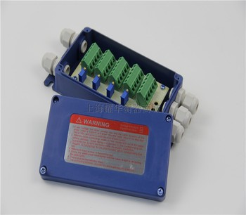 Junction Box 4 Input 5 Output Stainless Steel 2