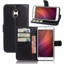 For Xiaomi Redmi Pro Case 5.5″ Wallet PU Leather Cover Case For Xiaomi Redmi Pro Helio X20 X25 Flip Protective Phone Back Bag