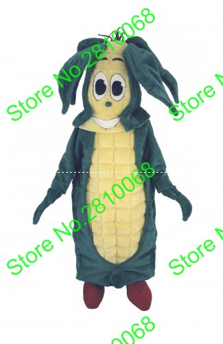 QIANYIDUOO Two styles EVA Material Corn Mascot Costume food Cartoon Apparel Halloween Birthday party Cosplay  Adult Size 558