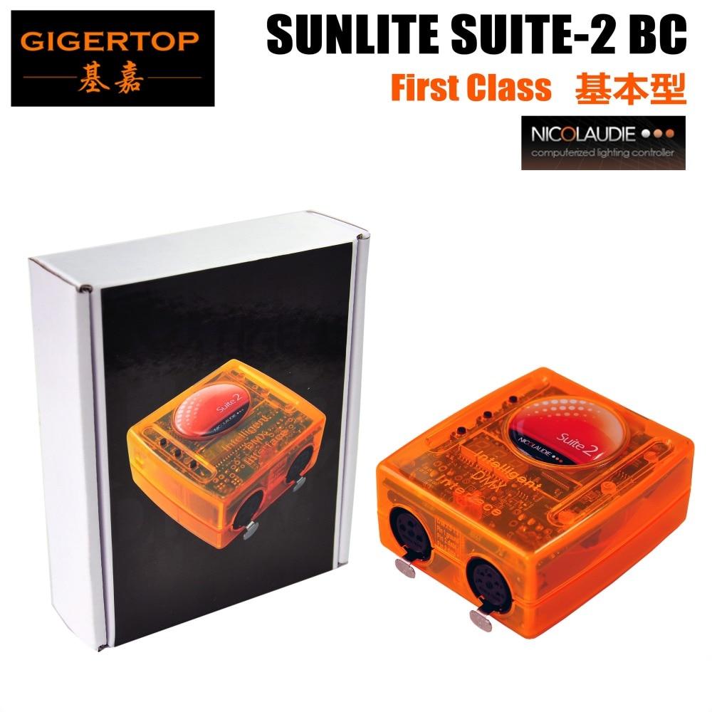 Free verschiffen ein stück sunlite suite-2 bc grundlegende klasse usb dmx control...
