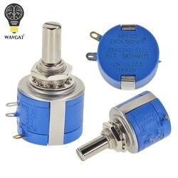 3540S-2-103L 3540S 10K ohm 2W 5% Resistor de giro múltiple de precisión ajustable potenciómetro