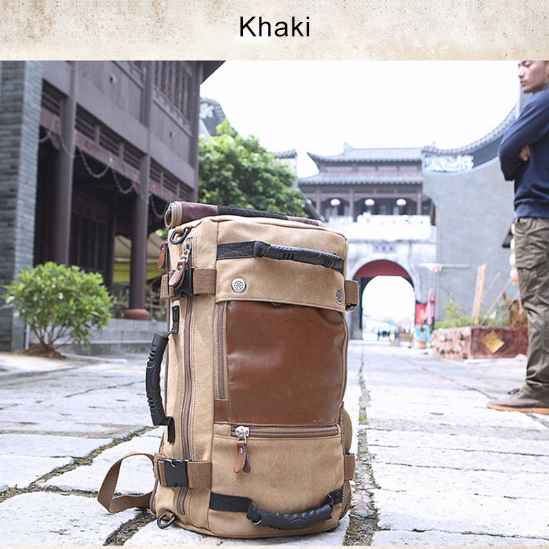 Stylish Functional Versatile Bags Travel Large Capacity Backpack Male Luggage Computer Backpacking LXX9 brand stylish travel large capacity backpack luggage shoulder bag computer backpacking travel hiking bag rucksack versatile bags
