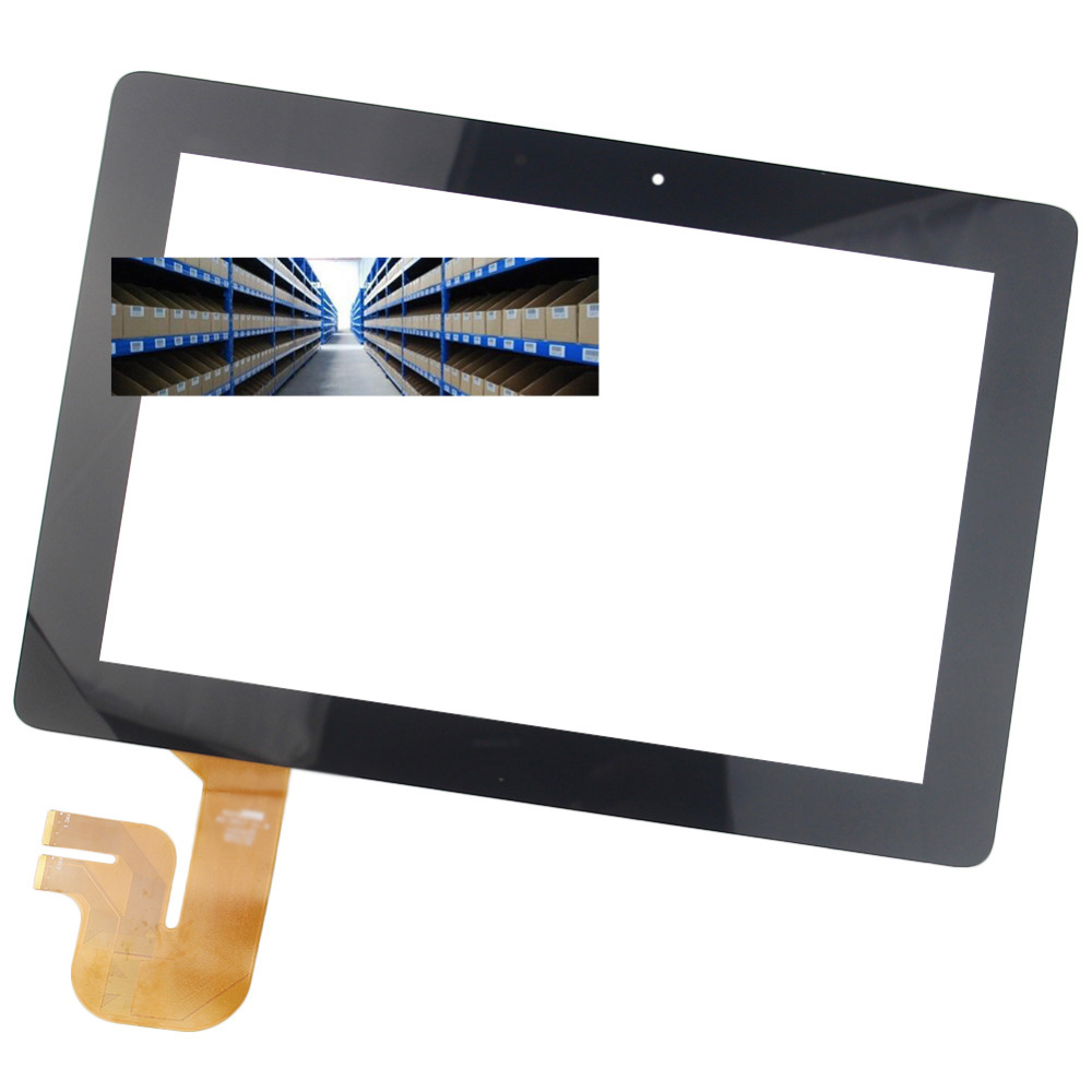 Brand New 10.1 Inch Black Touch Screen for ASUS Eee Pad Transformer TF200 Tablet PC Glass Panel Replacement for new touch screen panel digitizer glass replacement asus eee pad slider sl101 10 1 inch black free shipping