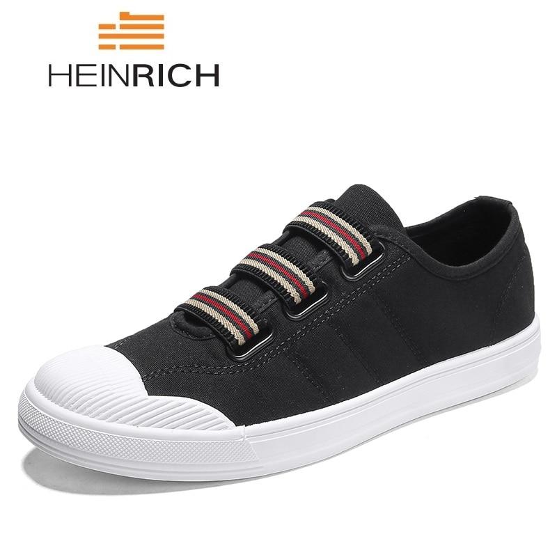 8f7e8bda28265 Primavera Moda gris Heinrich Plana Marca Lona Casuales rojo Negro  Alpargatas Hombre De otoño Hombres Transpirable blanco Calzado azul Zapatos  xaqycy8Wwr
