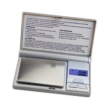 200g * 0.01g Mini Balança Digital de Bolso Balança Portátil de Precisão Ferramentas de Jóias com Diamantes Ouro Balança Eletrônica