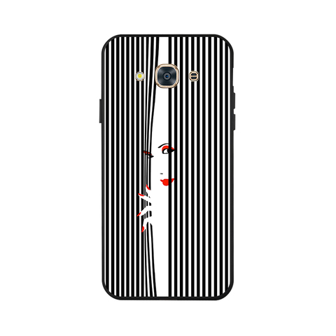Ojeleye Fashion Black Silicon Case For Samsung Galaxy J3 Pro Cases Anti-knock Phone Cover For Samsung J3 Pro J3110 Covers Lahore