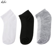 Baby Boys Socks Low-cut Boat Liners Socks Hosiery Mesh No Show Invisible Pure Color Baby Accessories(China)