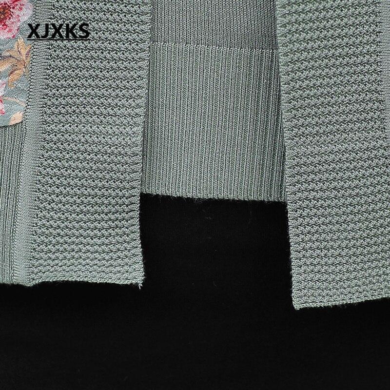 Dos Otoño Verdadera púrpura Piezas Casual Manga Nueva Xjxks Cómodo Chaqueta Camisa 2018 Verde Gran De Mujer rosado Mujeres Suelto Tamaño Cardigan Corta YxCxqB5