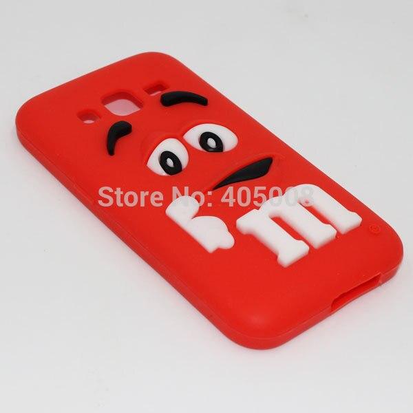 Amante For Samsung Galaxy Core Plus Silicon Case Rubber M&M Fragrance @JB_91