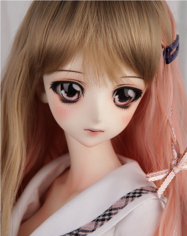 Bjd / Sd Doll Senior AMY Includes Eye / High Quality Birthday Present