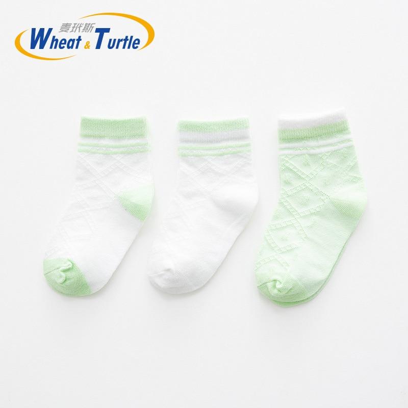 3Pcs Lot New Arrival Baby Socks Newborn Cartoon Socks Baby Cotton Socks Non slip High Quality Socks in Socks from Mother Kids