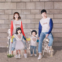 Family Matching Outfits Striped Family Clothing Father and Son Clothes Family Clothing Sets Mom/Mother and Daughter Clothes