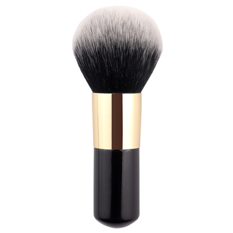 Image 4 - Big Size Makeup Brushes Cream for foundation Powder brush Set Soft Face Blush Brush Professional Large Cosmetics Make Up Tools-in Eye Shadow Applicator from Beauty & Health