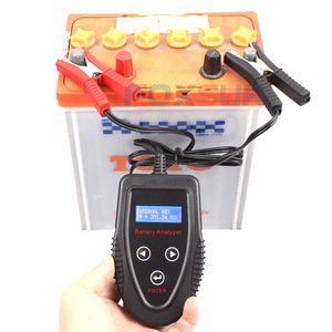 Image 5 - Car Battery Tester Multi language 12V 1100CCA Battery System Detect Automotive Car Bad Cell Battery Diagnostic Tool