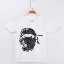 Limited Time Discount T Shirts Boys Kids T-Shirt Cotton O Neck Brand Tshirt Creative Fingerprint Printing Girl Popular Tees Tops