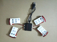 4 PCS Battery Syma X5UW RC Quadcopter Spare Parts Accesaries 3 7V 850mAh Lipo Battery 5in1