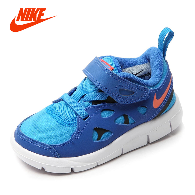 354b758dfda Original New Arrival Authentic Nike Kids Baby Shoes Breathable Boy Toddlers  Sports Sneakers Size 21-23.5