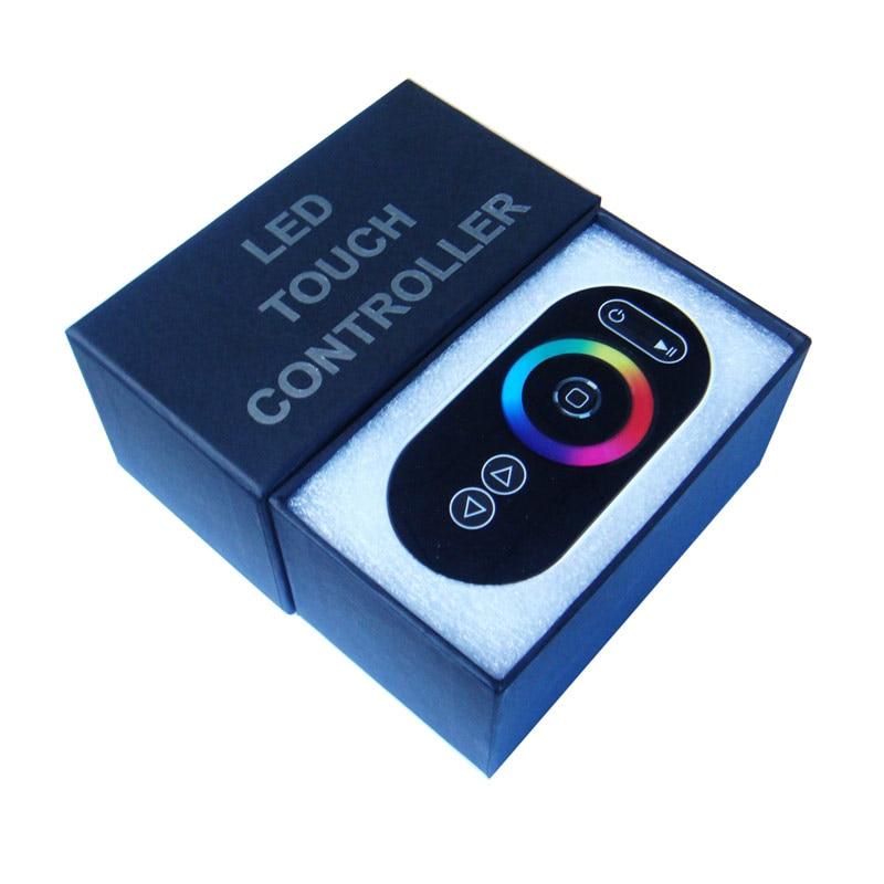 LED Controller 12V 24V 3 Channel 18A RF անլար հպման - Լուսավորության պարագաներ - Լուսանկար 6