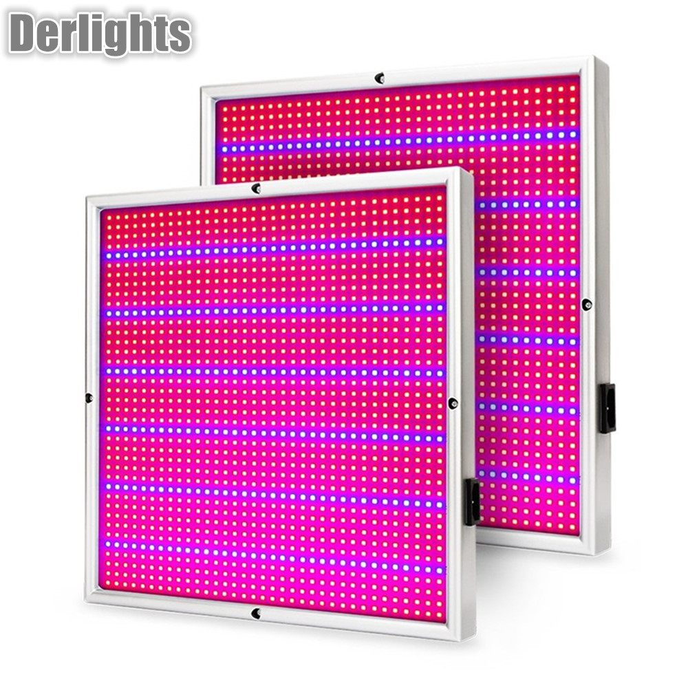 2PCS 1365 LED Grow Light 120W Full Spectrum Plant Lamp For Grow Tent Box/Indoor Greenhouse/Commercial Hydro Plant Wholesale hot sale 12w led plant grow lamp high bright appliable for indoor planting grow box grow tent lighting long lifespan