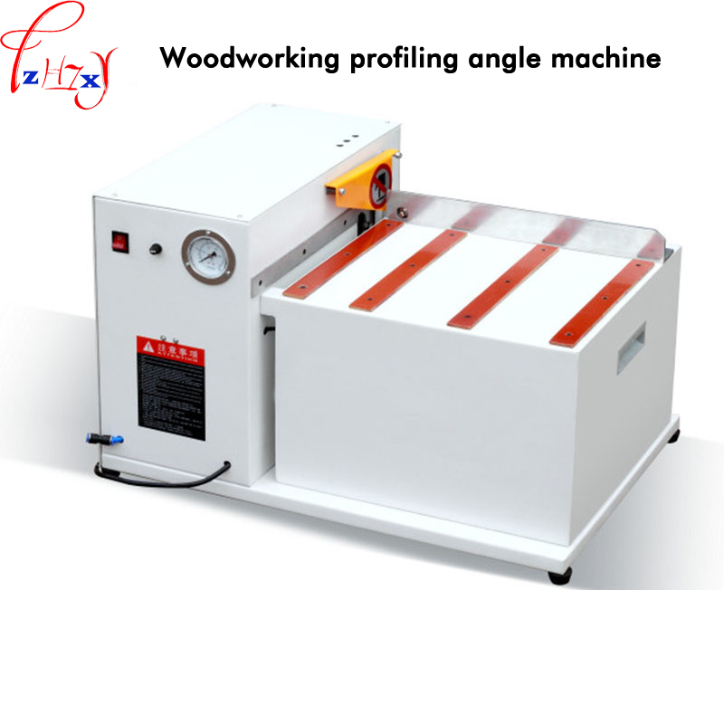 Portable woodworking of the corner edge chamfering machine MS60 bench woodworking trimmer angle machine 220-240V 440W 1PC