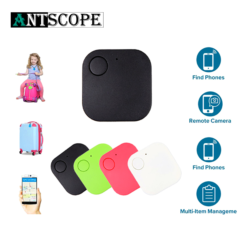 Bluetooth Intelligent Anti-Lost Tracker Gps Locator Tag Alarm Mobile Phone Child Pet Wallet Positioning Tracking 50