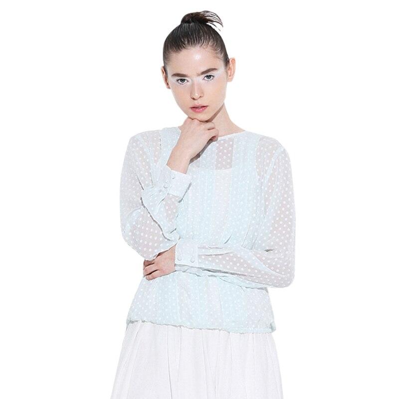 ажурная блузка купить в Китае
