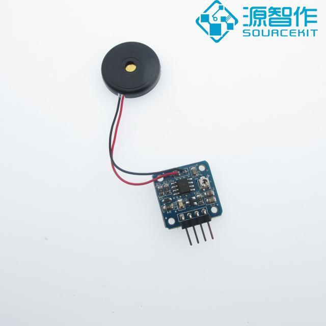 Piezoelectric Impact Vibration, Impact, Vibration Sensor Switch Module Compatible with Source Intelligence original pm50rsa060 intelligence module