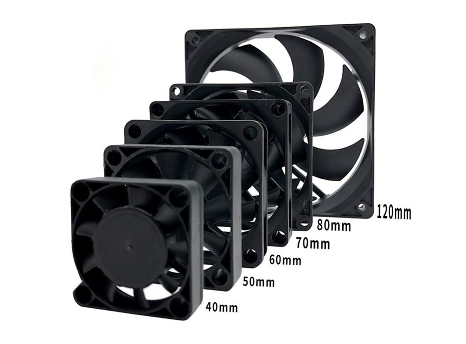 cooling fan design